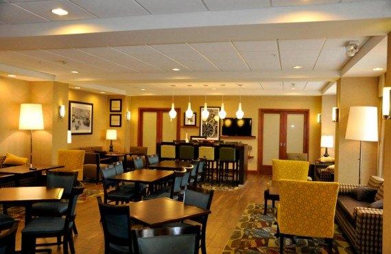 Hampton Inn Rock Springs - Salle à manger