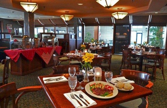 Holiday Inn Rutland - Restaurant