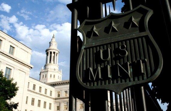 L'hôtel de la Monnaie de Denver - US Mint