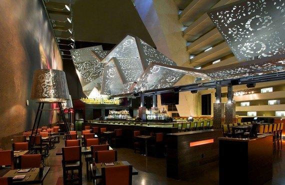 Hôtel Luxor - Le restaurant