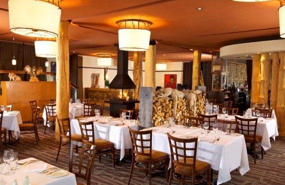 Hôtel Musée Premières Nations - Restaurant