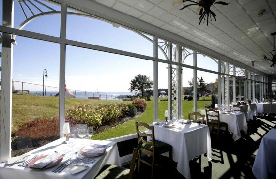 Hôtel Tadoussac - Restaurant le William