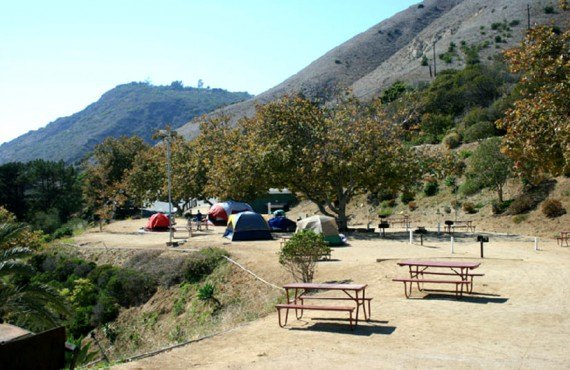 Malibu Beach RV Park - Emplacement pour tentes