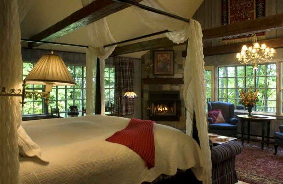 Manoir Hovey - Suite Treetops