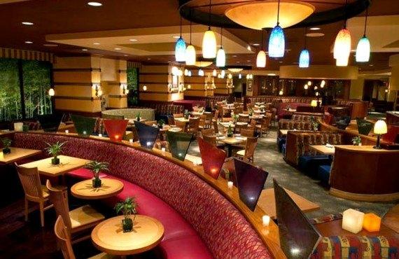 Marriott Los Angeles Airport - Restaurant