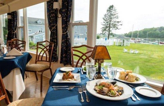 Nonantum Resort - Restaurant
