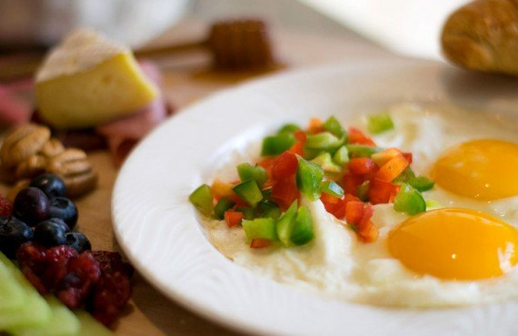 Omni Shoreham - Petit-déjeuner