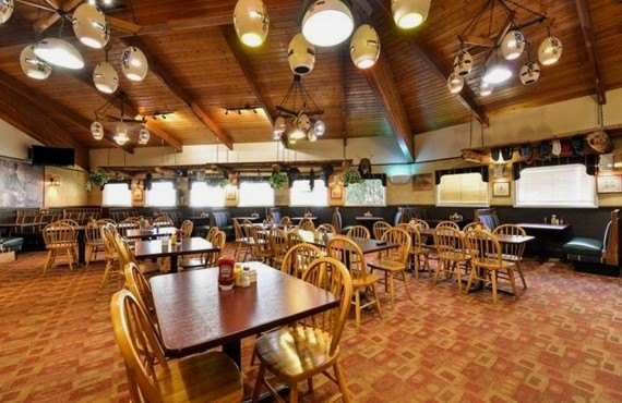 Quality Inn Navajo - Salle à manger
