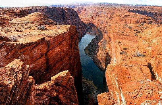 Au coeur du Glen Canyon