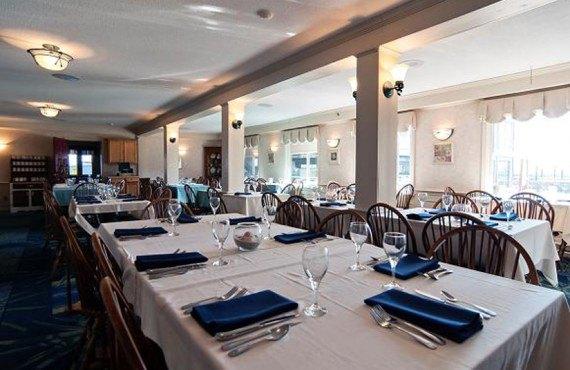 Red Jacket Beach Resort - Restaurant