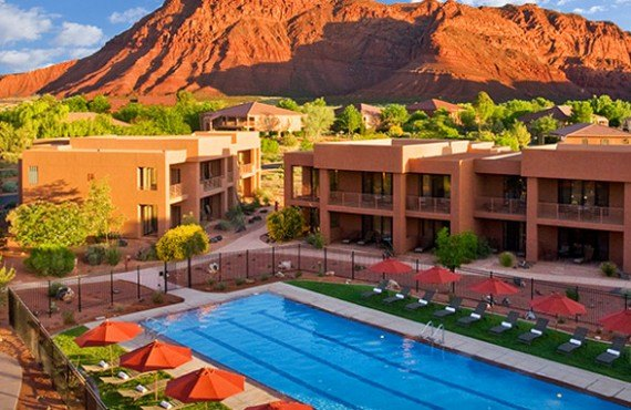 Red Mountain Resort - Piscine