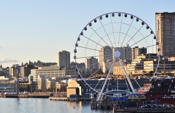 La grande roue de Seattle