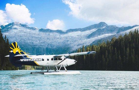 Lac alpin, BC