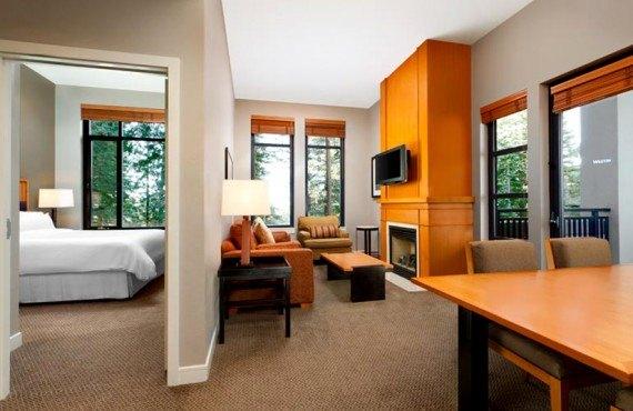 Westin Monache Resort - Suite 2 lits