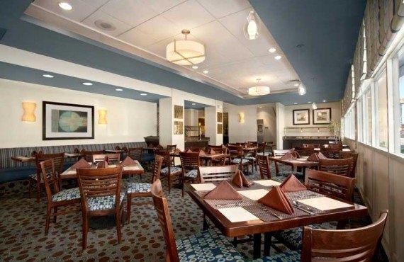 Wyndham Inn - Salle à manger