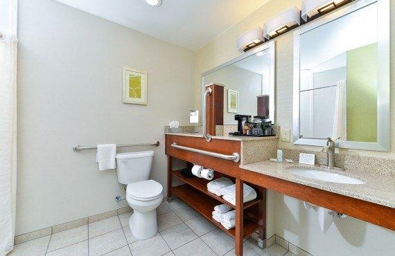 Comfort Inn Cody - Salle de bain
