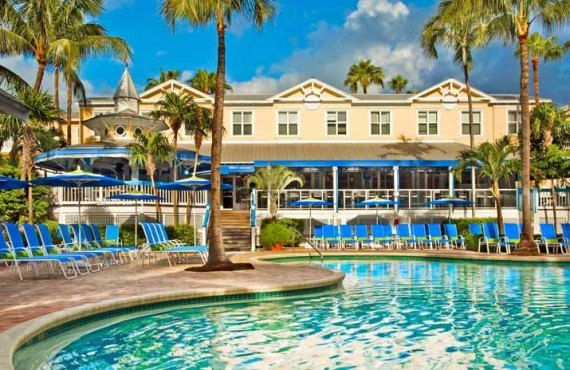 Sheraton-Suites-Key-West-Piscine