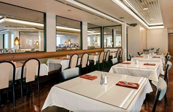 Best Western Plus Bayside Inn - Restaurant