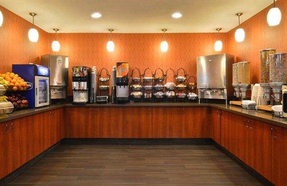 Best Western Stovalls Inn - Le Petit-déjeuner
