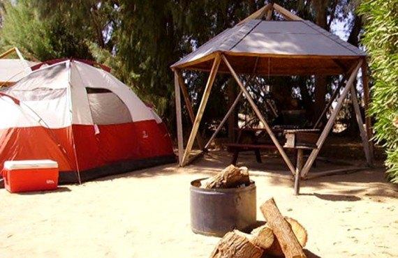 Camping Calico Koa - Emplacement pour tente