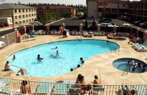 Canyon Plaza Resort - Piscine