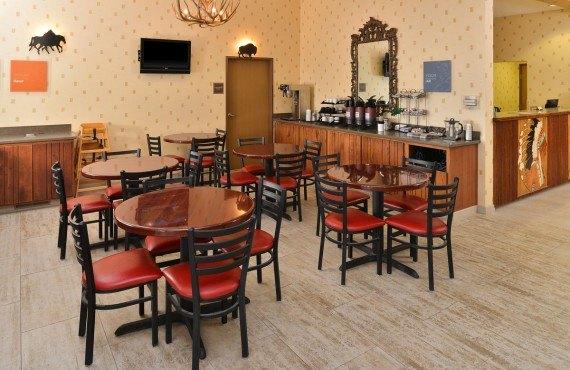 Comfort Inn Cody - Salle à manger
