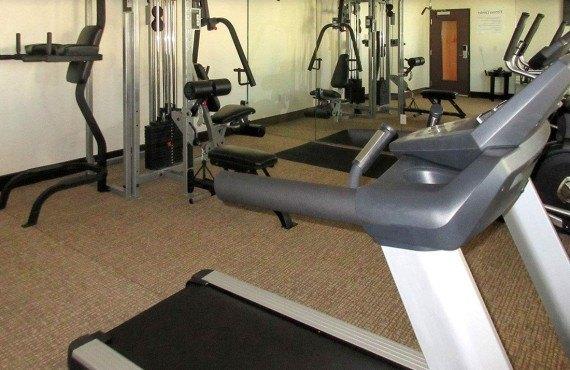 Comfort Inn & Suites Vernal - Salle de Gym