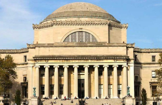 L'université Columbia, New York