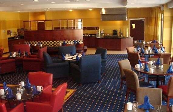 Courtyard by Marriott - Courtyard Cafe