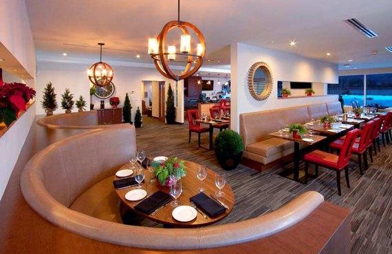 Crimson Jasper - Restaurant