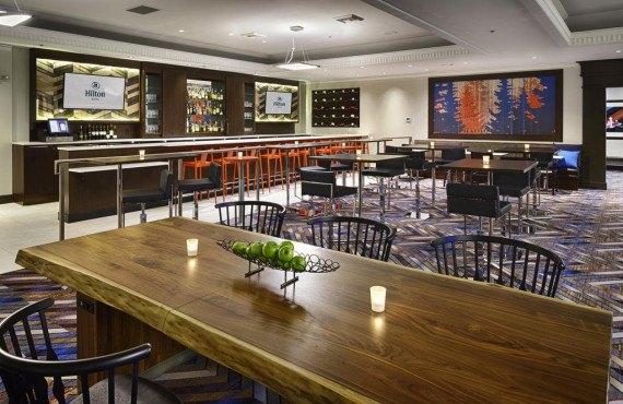 Hilton Seattle - Restaurant Redtrees