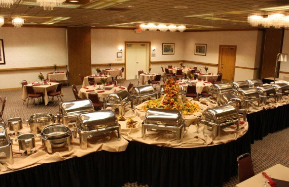 Holiday Inn Cody - Buffet - Réception