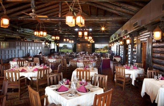 Hôtel El Tovar - Restaurant
