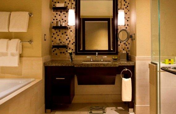 Intercontinental Boston - Salle de bain