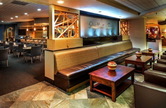 Lake Powell Resort – lounge