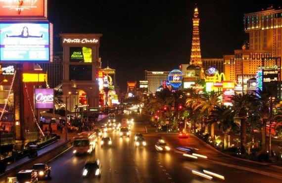 Le Las Vegas Strip