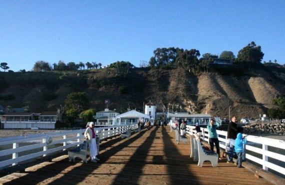 Au Bord de mer, Malibu Beach