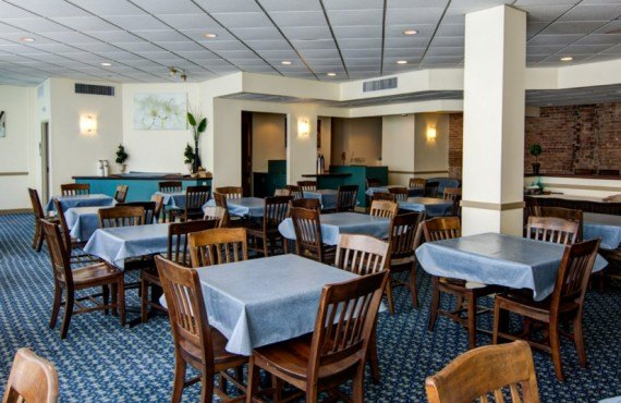 Midtown Hotel - Salle à manger