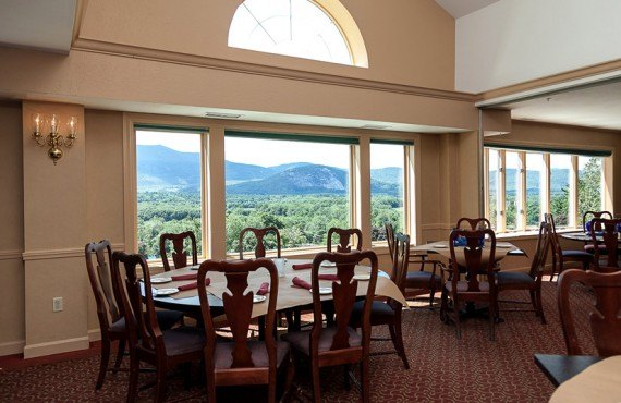 Mountain View Resort -  Restaurant Champney's