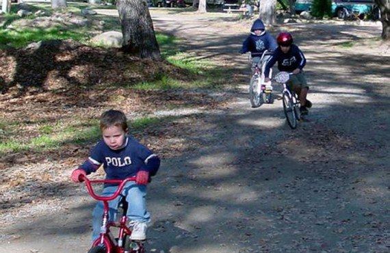 Sequoia RV Ranch - À Vélo