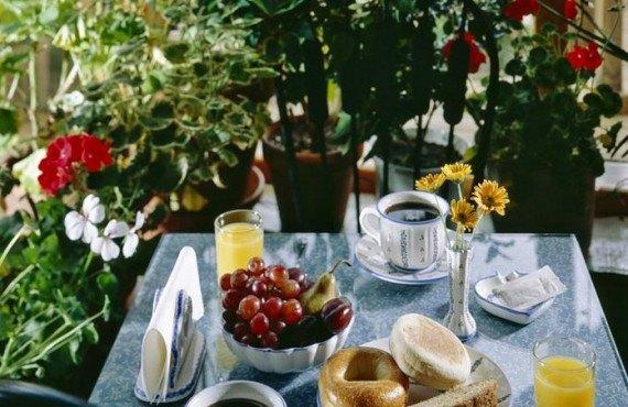 Snowed Inn - Petit-déjeuner