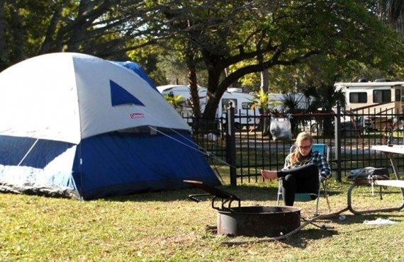 St-Petersburg KOA - Emplacement pour tentes