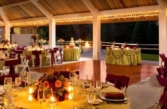 Tenaya Lodge - Salle de réception