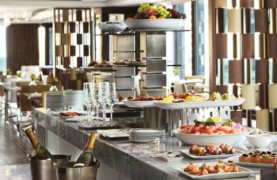 The Langham Club - Buffet