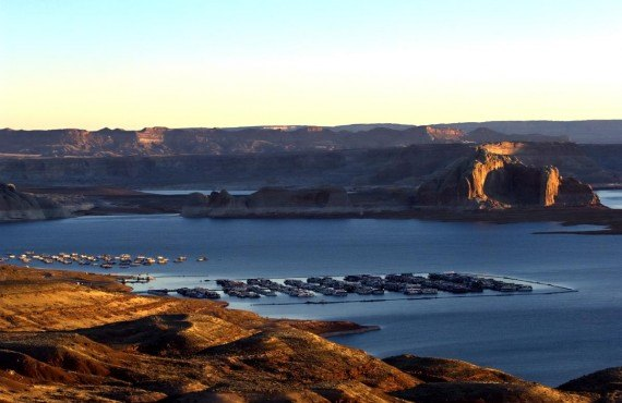 Waheap Marina et Lake Powell Resort