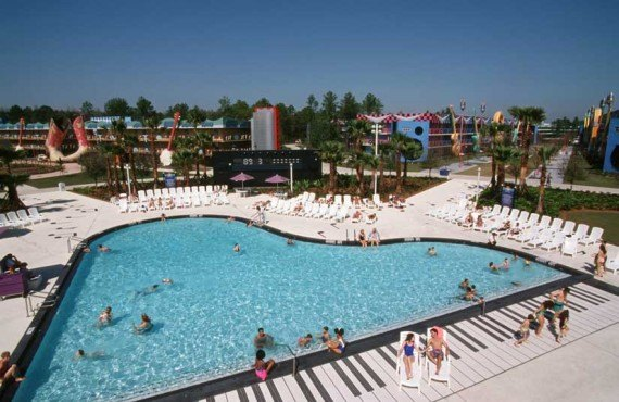 Disney-All-Star-Music-Orlando-Piscine-Piano