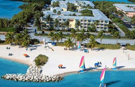 Sheraton-Suites-Key-West-Plage