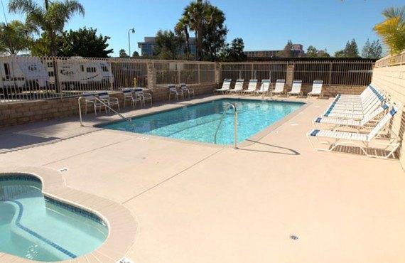 Anaheim Resort RV Park - Piscine