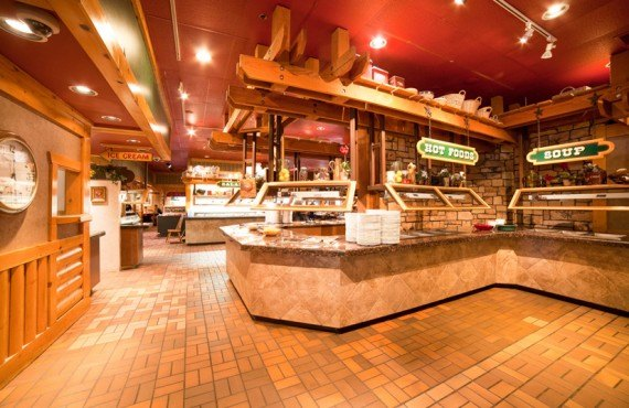 Best Western Ruby's Inn - Buffet