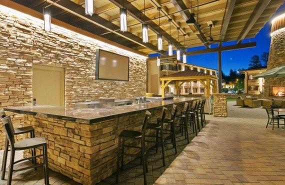 Best Western Squire Inn-Bar extérieur